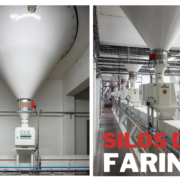 silos de farine